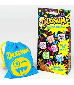 Dlerium dice rolling game
