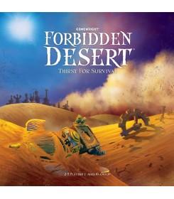 Forbidden Desert Stalo...