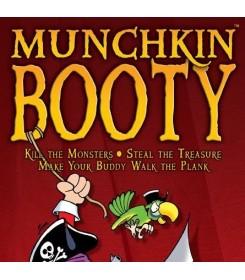 Munchkin Booty Kortų žaidimas