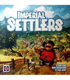 Imperial Settlers Kortų...