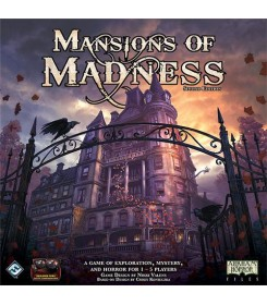 Mansions of Madness 2nd Ed....