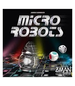 Micro Robots Board game