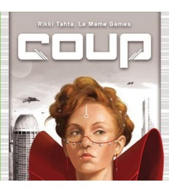 Resistance Coup Card game
