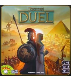 7 Wonders Duel Stalo žaidimas