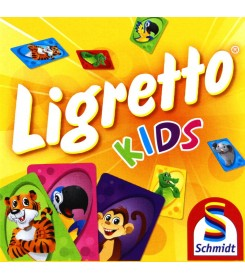 Ligretto Kids Card game