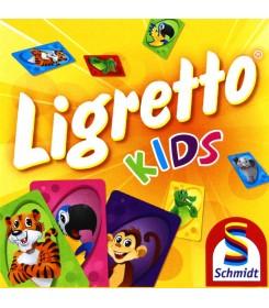 Ligretto Kids Kortų žaidimas