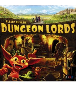 Dungeon Lords Stalo žaidimas