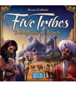 Five Tribes Stalo žaidimas