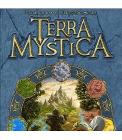 Terra Mystica Stalo žaidimas