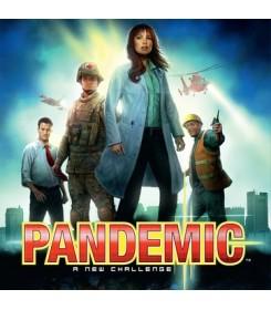 Pandemic Stalo žaidimas