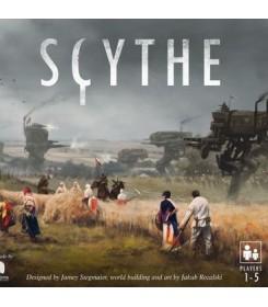 Scythe Stalo žaidimas