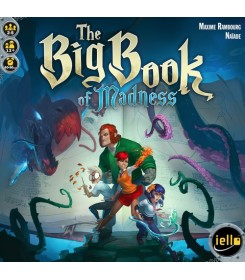 Big Book of Madness Board game