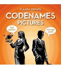 Codenames: Pictures Kortų...