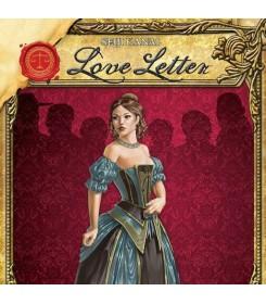 Love Letter Kortų žaidimas