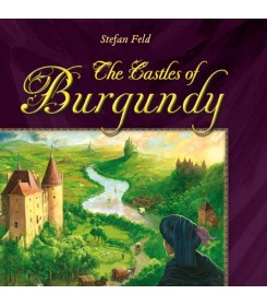 Castles of Burgundy Card game