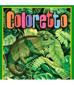 Coloretto Kortų žaidimas