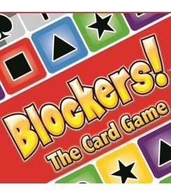 Blockers! Kortų žaidimas