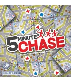 5 MInute Chase Stalo žaidimas