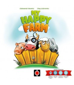 My Happy Farm Board game