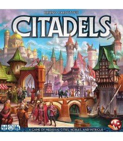 Citadels New Kortų žaidimas