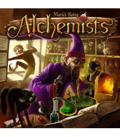 Alchemists Stalo žaidimas