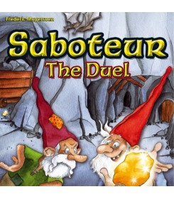 Saboteur: the Duel Card game