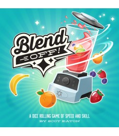 Blend Off! Board game