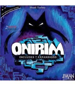 Onirim 2nd ed. Card game