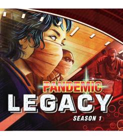 Pandemic Legacy: Season 1...
