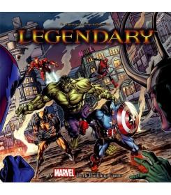 Marvel Legendary DBG card game