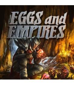 Eggs & Empires Kortų žaidimas
