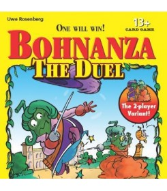 Bohnanza the Duel Kortų...