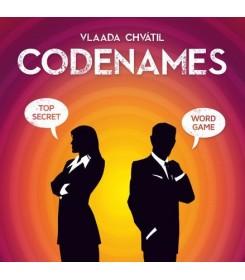 Codenames Kortų žaidimas