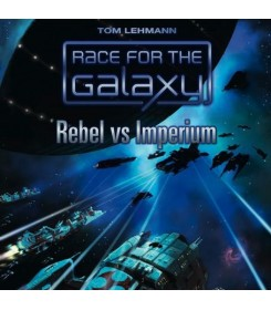 Race for the Galaxy. Rebel...