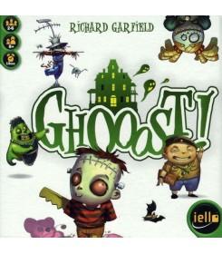 Ghooost! Card game