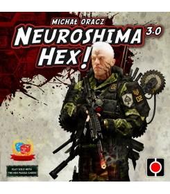 Neuroshima Hex 3.0 Board game